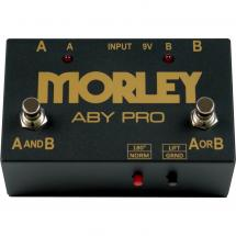Morley ABY PRO Selector signal switch