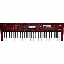 (B-Ware) Korg KROSS 2 61-RM Red Marbled synthesizer workstation