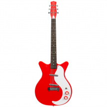 (B-Ware) Danelectro DC59M NOS Right On Red