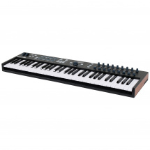 (B-Ware) Arturia Keylab 61 Essential Black Edition USB/MIDI keyboard