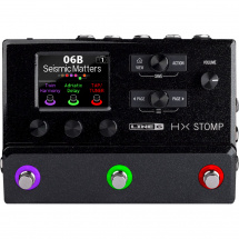 (B-Ware) Line 6 HX Stomp multi-effect stomp box