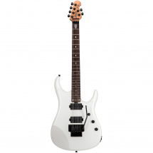 Sterling by Music Man JP160 Pearl White with gig bag