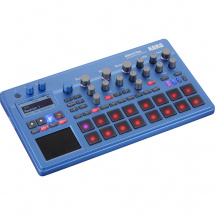(B-Ware) Korg Electribe 2 Metallic Blue Music Production Station
