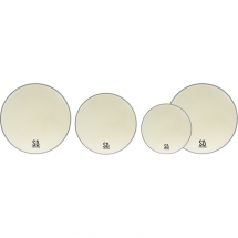 SpareDrum Everest Coated Fusion Pack drumheads (set of 4)