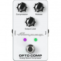 (B-Ware) Ampeg Opto Comp Analogue Optical Compressor