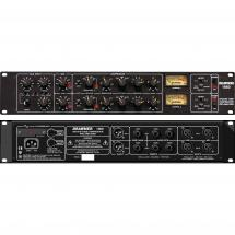 Drawmer 1960 2-channel tube compressor with microphone preamp