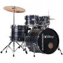 Odery IR.180 inRock Black Mist 5-piece shell set incl. hardware