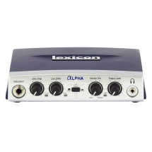 (B-Ware) Lexicon Alpha USB Audio-Interface