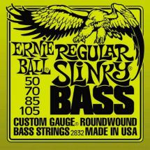Ernie Ball 2832 Regular Slinky Bass Saitensatz für E-Bass