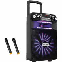 iDance Groove GR508X Bluetooth party system with light show