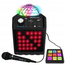 iDance Disco Cube BC5L Black 5-in-1 Bluetooth party system