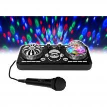 iDance Party Box XD1 Black 5-in-1 wireless karaoke system