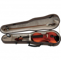 GEWA Europa 11 violin with case and bow, 4/4-size