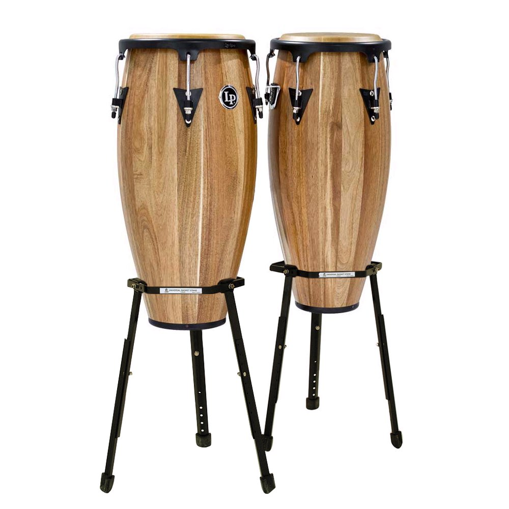 Latin Percussion LPA646B SW Aspire Walnut 10 11 Conga 2 er Set