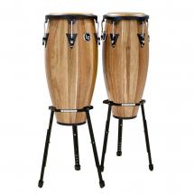 Latin Percussion LPA647B-SW Aspire Walnut 11+12 Conga Set