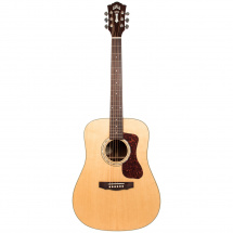 (B-Ware) Guild D-140 Natural Westerly Dreadnought Westerngitarre
