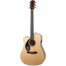 (B-Ware) Fender Classic Design CD-60SCE LH Natural