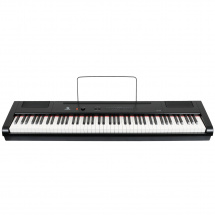 (B-Ware) Fazley FSP-500-BK digital piano, black