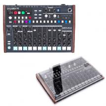 Arturia DrumBrute drum synthesizer + dust cover