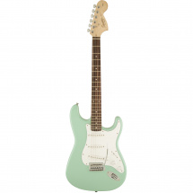 (B-Ware) Squier Affinity Stratocaster Surf Green Gitarre