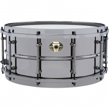 (B-Ware) Ludwig LW6514 Black Magic 14x6.5-inch snare drum