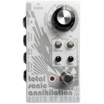 Death By Audio Total Sonic Annihilation 2 feedback / boost