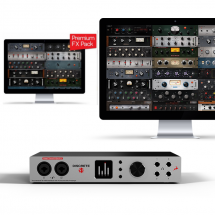 Antelope Audio Discrete 4 Basic FX Pack + Upgrade to Premium
