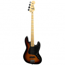 (B-Ware) Squier Vintage Modified Jazz E-Bass 77 3-Color Sunburst