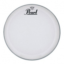 Pearl P3-1124PL-RF Reference 24 Zoll Schlagfell für Bassdrum, coated & mit Logo