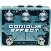 Catalinbread Coriolis Effect sustainer, filter & pitch shifter