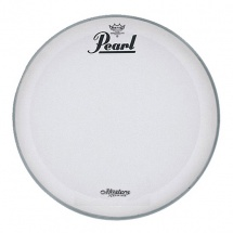 Pearl P3-1122PL Masters 22 Zoll Bass Drum Fell mit Logo