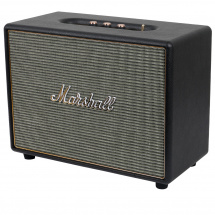 (B-Ware) Marshall Lifestyle Woburn Black Bluetooth-Lautsprecher