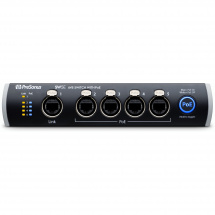 (B-Ware) Presonus SW5E 5-port AVB switch with PoE