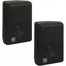 (B-Ware) Electro-Voice S-40/B speaker set, black