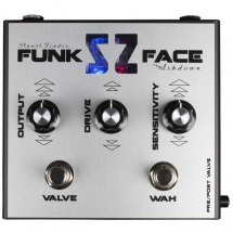Ashdown SZ Funk Face Twin Filter Auto-Wah with 12AX7