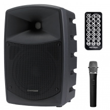 (B-Ware) Audiophony CR80A-Combo Bluetooth battery-powered speaker