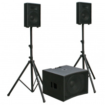(B-Ware) JB systems CPX 1510 PA-System
