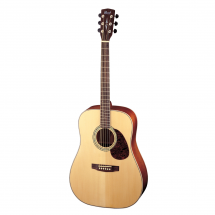 Cort Earth 100 Natural Glossy acoustic guitar