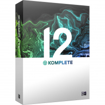 (B-Ware) Native Instruments Komplete 12 upgrade Standard 3-11