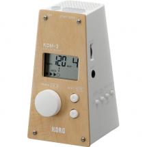 Korg KDM-3 WDWH metronome wood finish, limited edition