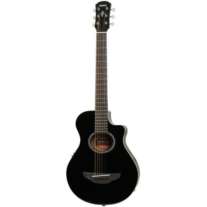 Yamaha APX T2 BL Travelling Westerngitarre mit Tonabnehmer Black