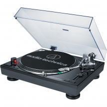 (B-Ware) Audio Technica AT-LP120USB HC turntable with USB, black
