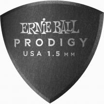 Ernie Ball 9332 Prodigy Big Shield plectrum set, 1.5 mm (set of 6)