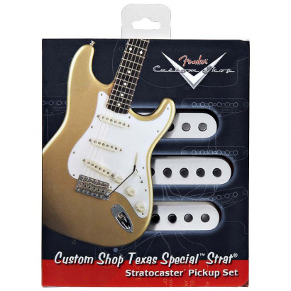 Fender Custom Shop Texas Special Stratocaster Pickups (Set)