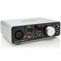 (B-Ware) Focusrite iTrack Solo Lightning iOS Audio-Interface