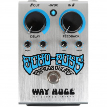 (B-Ware) Way Huge WHE702S Echo Puss Analog Delay Pedal