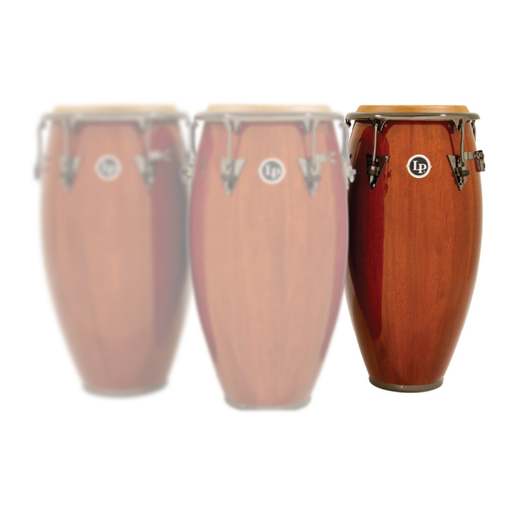 Latin Percussion LP522Z D 11 Zoll Quinto, Natural Durian