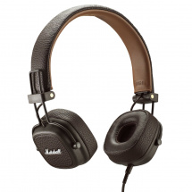 (B-Ware) Marshall Lifestyle Major III on-ear hoofdtelefoon bruin