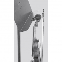 Manhasset 1300 violin and bow holder for music stand