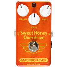 (B-Ware) Mad Professor Sweet Honey Overdrive Factory Effektpedal
